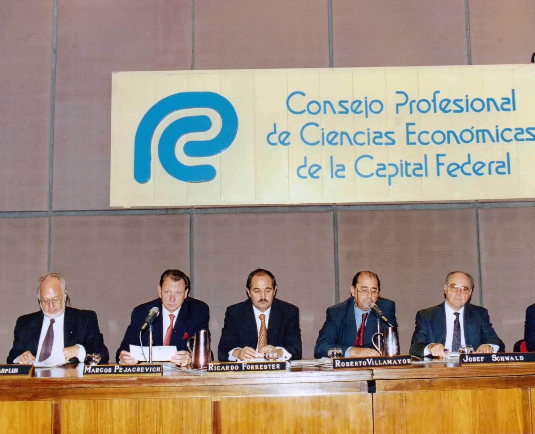 2005-08 Directivos en el Consejo Profesional de Ciencias Económicas
