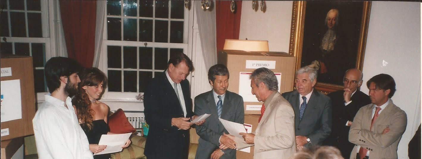 2005-12 Entrega de premios mejor diseño logo y página web Univ. Palermo